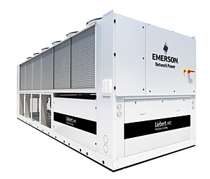 Холодильные машины с опцией свободного охлаждения Liebert HPC-M от компании Emerson Network Power для ЦОД компаний малого и среднего бизнеса в Европе, на Ближнем Востоке и в Африке