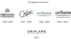 Орифлэйм представляет новый логотип