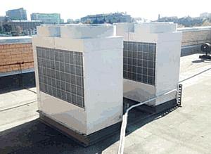 Введена в эксплуатацию система центрального кондиционирования General в административном здании ОГИБДД