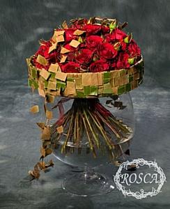 Открытие нового авторского салона «Студии цветов ROSCA»