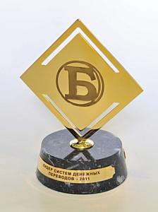 Система «ЛИДЕР» является обладательницей самой гибкой системы лояльности по версии журнала «Банкиръ»
