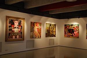 27 мая в Москве открылась выставка Александра Задорина – «Летняя новелла»