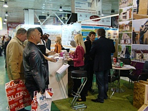 Woolberg - итоги участия в выставке «Коттедж. Малоэтажное домостроение» 2011
