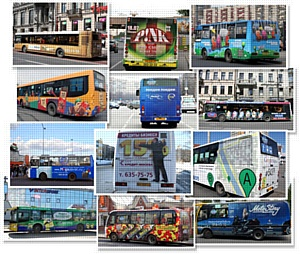 Рекламисты выберут самую креативную рекламу на транспорте