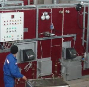 Новый инсинератор ЗАО «Турмалин» отправляется в Новосибирск