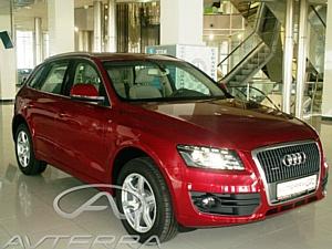 ��������� AVTERRA: Audi Q5 � �������