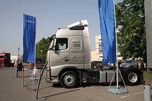 Volvo Trucks ������� ������� � �������� �����