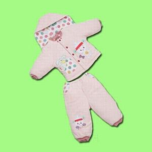 Новая коллекция зимней детской одежды