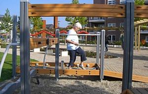 Пенсионеры на игровой площадке: финская идея - российская реализация