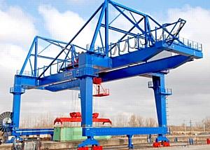 Балткран - еще два контейнерных крана для Дальнего Востока