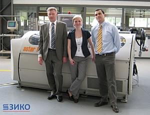Семинар для дилеров из Восточной Европы в компании Meccanotecnica (Италия)