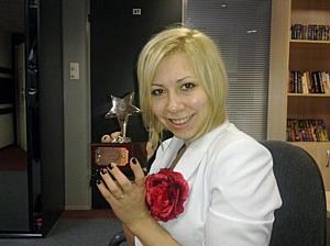 Блогер BFM.ru Надежда Грошева заняла первое место в конкурсе «Финансовые блоги Рунета-2010»