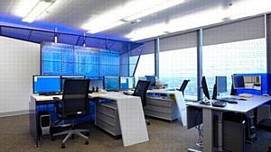 Компания «ЭкоПрог» завершила оснащение диспетчерской головного офиса ОАО Банк ВТБ