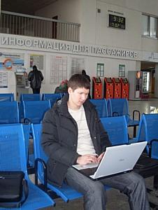 ТТК организовал бесплатный Wi-Fi доступ в Интернет в здании железнодорожного вокзала Пензы