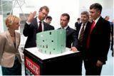 Дмитрий Медведев принял решение о строительстве первого в России здания с нейтральным выбросом углекислого газа