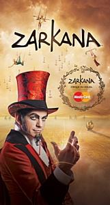 Побывайте  в «Стране Чудес» с Банком «Петрокоммерц»  и Cirque du Soleil – Zarkana
