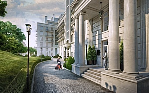 ������ ����������� ������ �������� ������ Premium Knightsbridge Private park