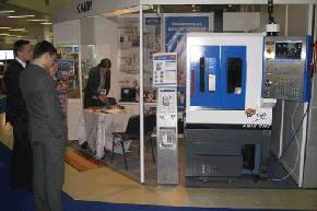 «КАМИ» и SAHOS на выставке «Интерпластика 2011»