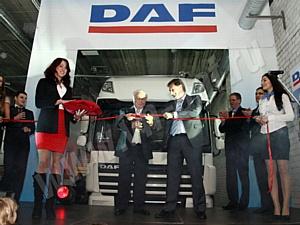 Сервисная станция VH-DAF Trucks «Евросервис» в Калининграде открыта для клиентов