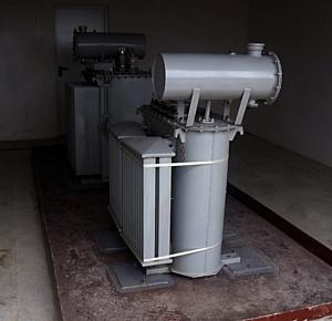 МЭС Юга завершили установку трансформаторов собственных нужд на подстанции 110 кВ Имеретинская в Сочинском регионе