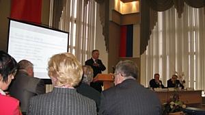 11 февраля в Дмитровской ТПП прошло заседание Правления