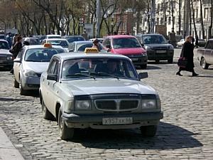 Считаем стоимость поездки на такси