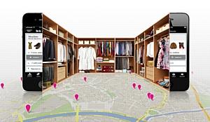 Вся одежда города в одном iPhone