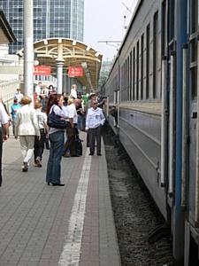 Первые московские школьники отправились на отдых
