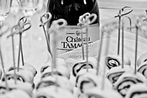 Новый винный год встретили на заводе «Кубань-Вино»