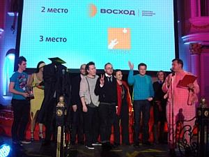 «Восход» - на втором месте в рейтинге креативных агентств России