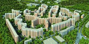 В продажу поступило 10 625 кв.м. жилой недвижимости  во второй очереди мкр. «Царицыно»