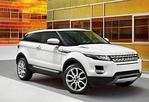 Автосалон AVTERRA предлагает новый Range Rover Evoque