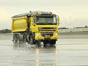 Эффективный расход топлива с автомобилями DAF