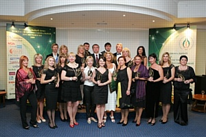 Национальный Приз 2010 в области профессиональной косметологии