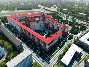 Апартаменты в МФК «Маршал» растут в цене