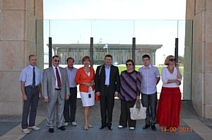 Компания «Калуга Астрал» приняла участие в визите представителей       здравоохранения российских регионов в Израиль