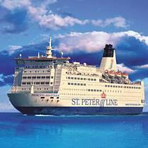 Компания ST.PETER LINE добавляет в расписание парома Princess Anastasia порт Хельсинки