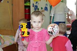 Сотрудники Первой грузовой помогли детской больнице Владивостока
