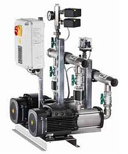 GRUNDFOS расширил типоряд станций повышения давления
