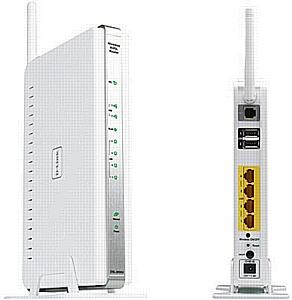 Koodoo Technologies: аналог DSL-2640U/BRU/CS беспроводного ADSL-маршрутизатора D-Link