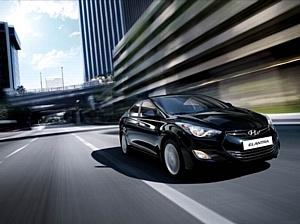 Новая модель Hyundai Elantra  уже в «Асан Мотор»