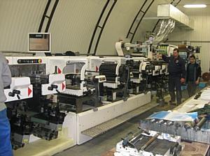 «ДельтаЛизинг» и «БелКрас 999» инвестируют  в современное  флексографское оборудование