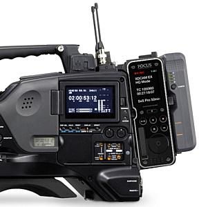 Focus FS-T1001 - новый накамерный видеорекордер Focus Enchancements
