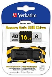 Агент 007 в мини-формате – USB-диск Secure 'n' Go с шифрованием 256 Бит AES от Verbatim