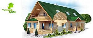 Завод «Уютный дом» - каркасное домостроение в Карелии. Петрозаводск