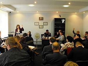 Состоялось первое расширенное заседание Комитета по поддержке и развитию малого и среднего предпринимательства СРО «Центрстройэкспертиза-статус»