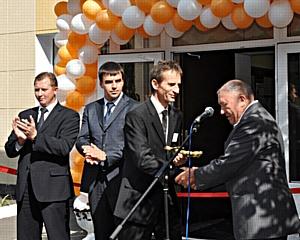 ОАО «Белгородэнергосбыт» открыло Центр обслуживания клиентов в г. Шебекино