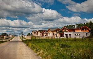 У любителей активного отдыха появилось новое место жительства – поселок «АкваВилла»