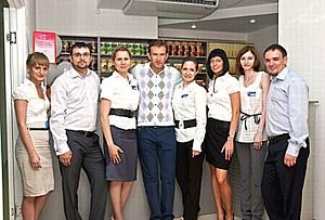 Открытие магазина   NL International  в Ростове