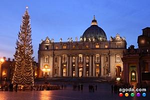 Agoda.com объявляет о специальных предложениях к Рождеству в Риме